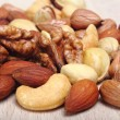Assorted nuts — Stock Photo #5208710