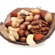 Various nuts — Stock Photo #5208746
