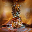 Stock Photo: Luminous pineapple
