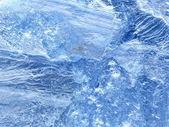 Ice block texture — Stock Photo