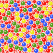 Stock Photo: Multicolor bubbles