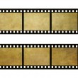 Stock Photo: Grunge film strip texture