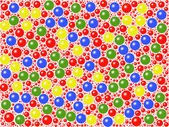 Multicolor bubbles — Stock Photo