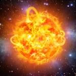 Solar explosion — Stock Photo #4916545