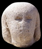 Ancient Head — Foto Stock