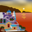 Stock Photo: Greek island