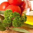 Stockfoto: Food ingredients