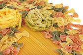 Włoski makaron kolekcja — Zdjęcie stockowe