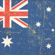 thumbnail of Australia flag grunge
