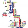 thumbnail of Abstract vector map of united kingdom / great britain