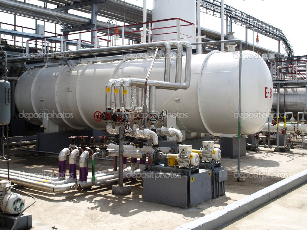 Oil Refining Factory Stock Photo 169 Goga220931 4148120
