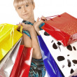 Royalty-Free Stock Photo: Here is all my shopping