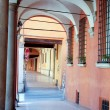 Streets of Bologna — Stockfoto