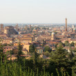 View over Bologna - Stock Photo