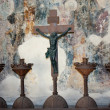 Crucifix — Stock fotografie #4165537