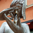 Bronze sculpture — Stockfoto