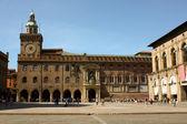 Piazza Maggiore — Fotografia Stock