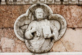 Decorative statue — Stock Photo