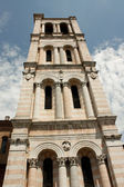 średniowieczna wieża — Zdjęcie stockowe