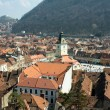Stock Photo: View over Brasov