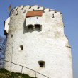 White tower — Stockfoto