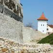 Stock Photo: Wall of Brasov