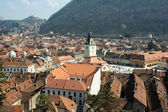 View over Brasov — Stock Photo