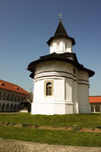 Brancoveanu monastery from Sambata — Stock Photo