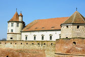 Fortress from Fagaras — Stock Photo