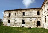 Ruinerna av ett slott — Stockfoto