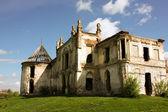 一座城堡的废墟 — 图库照片