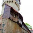 Stock Photo: Medieval tower