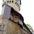 Medieval tower — Stock Photo #4295183