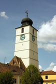 Medieval tower — Stockfoto
