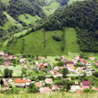 Village from Romania — Stock fotografie