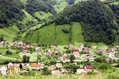 Village from Romania — Stok fotoğraf