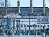 Thermoelectric plant — Stock Photo