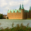 Frederiksborg castle in Denmark - Photo