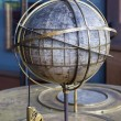 Stock Photo: Antique globe