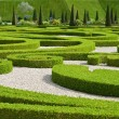 Stock Photo: Frederiksborg Garden