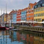 Nyhavn harbour — Stock Photo #4679308