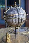 Antique globe — Stock Photo