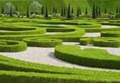 Jardim de Frederiksborg — Fotografia Stock