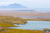 Icelandic landscape — Stock Photo