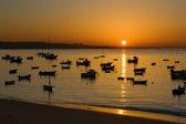 Portugal sunrise — Stock Photo
