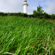 图库照片: Lighthouse on Bornholm island