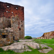 Hammershus castle on Bornholm — Stock Photo