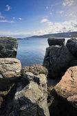 Norwegian fjord — ストック写真