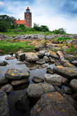 Lighthouse on Bornholm island — Stockfoto
