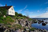 Krajina ostrova bornholm — Stock fotografie